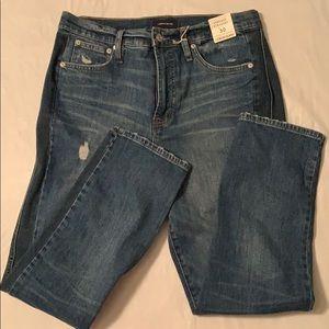 J.Crew Vintage Straight Jeans size 30